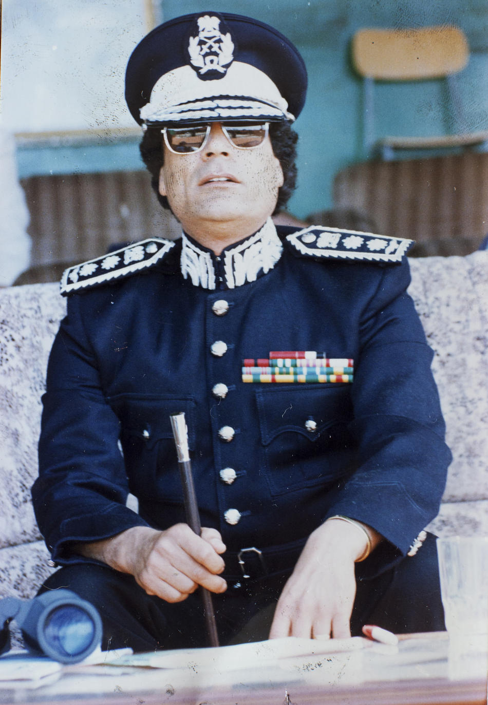 IMAGES12 Фотографии из семейного альбома полковника Каддафи