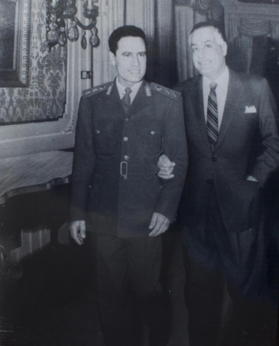 IMAGES15 Фотографии из семейного альбома полковника Каддафи