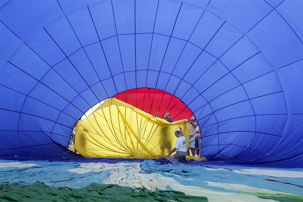 balloonG Фестивали воздушных шаров во Франции и США