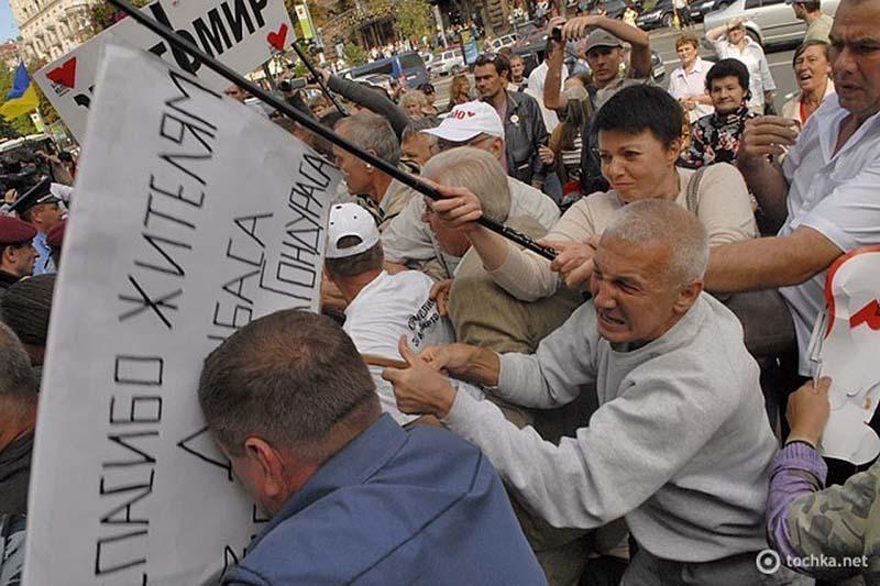 boy6986 Юлия Тимошенко арестована
