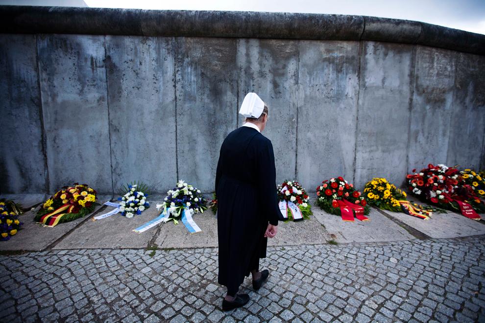 bp012 50 лет с момента строительства Берлинской стены