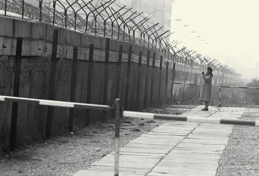 bp022 50 лет с момента строительства Берлинской стены