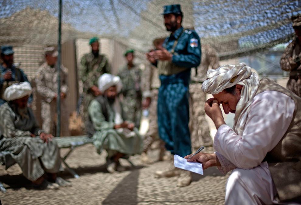 bp033 Afghanistan: Agustus 2011