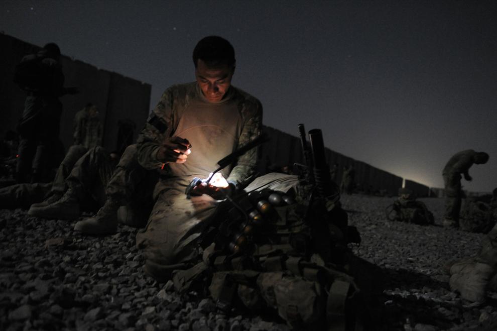 bp053 Afghanistan: Agustus 2011