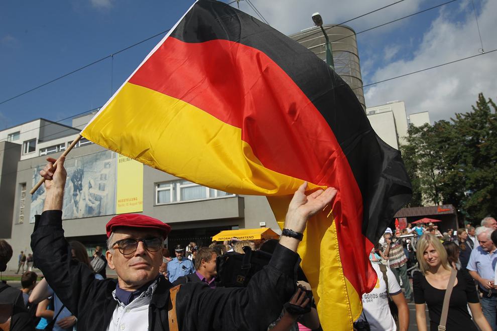 bp082 50 лет с момента строительства Берлинской стены