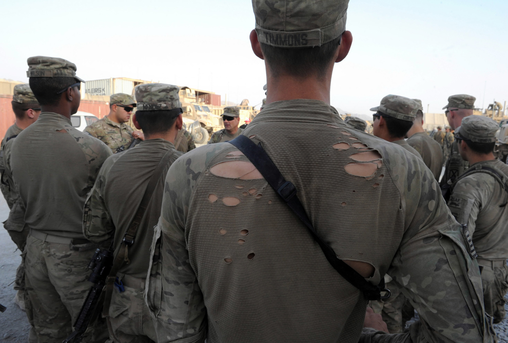 bp093 Afghanistan: Agustus 2011