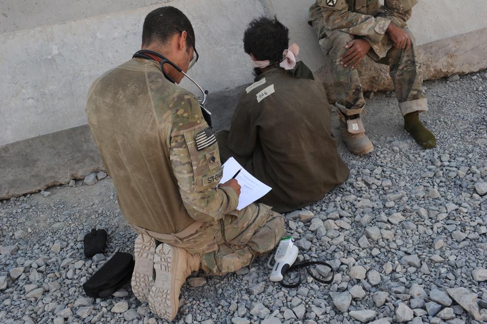 bp113 Afghanistan: Agustus 2011