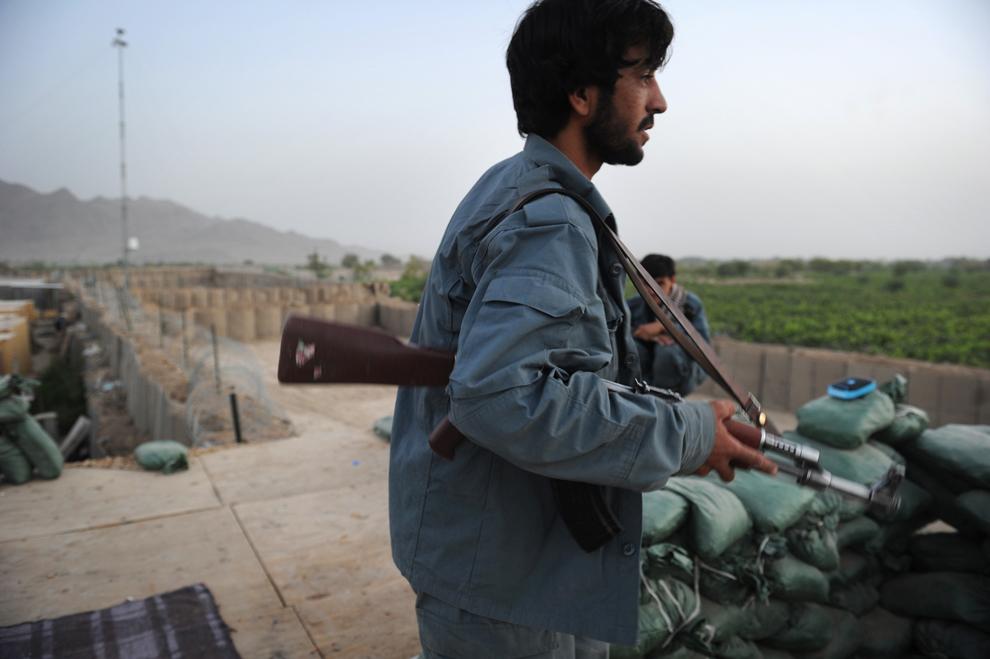 bp123 Afghanistan: Agustus 2011