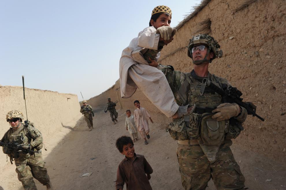 bp262 Afghanistan: Agustus 2011