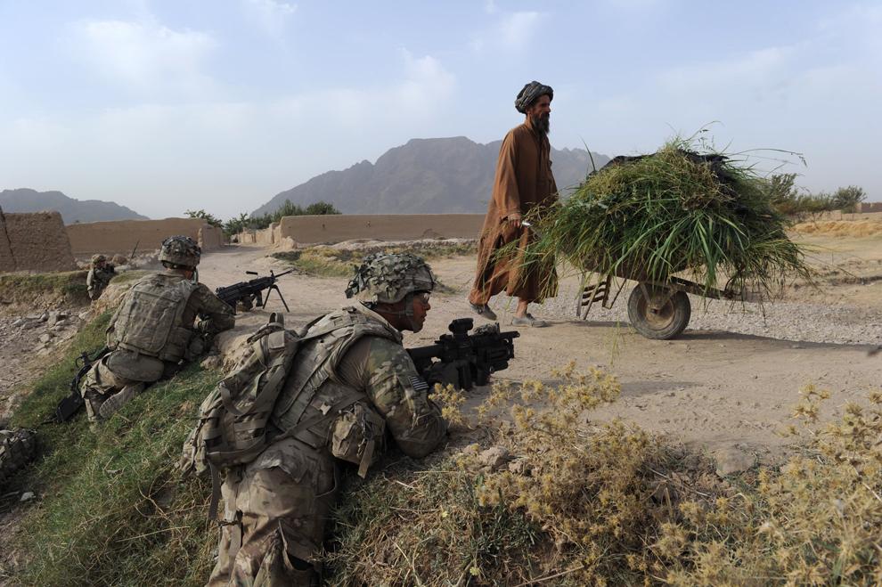 bp272 Afghanistan: Agustus 2011
