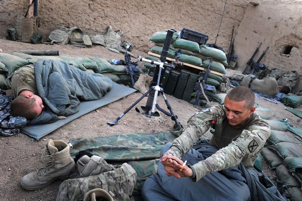 bp282 Afghanistan: Agustus 2011