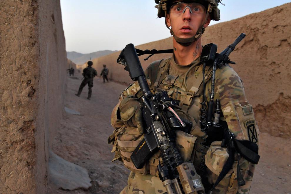 bp292 Afghanistan: Agustus 2011