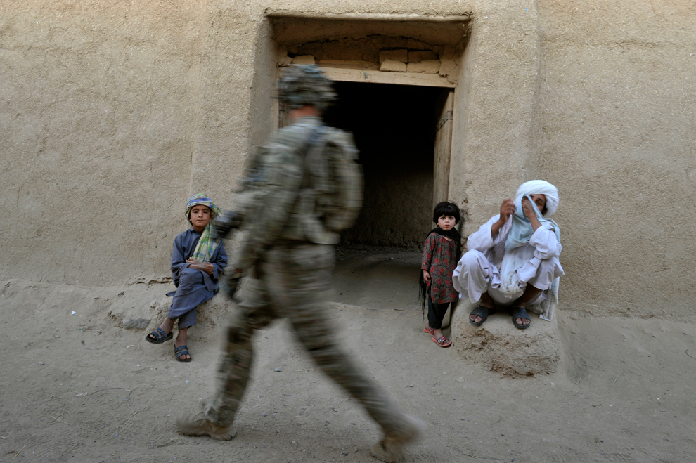 bp302 Afghanistan: Agustus 2011
