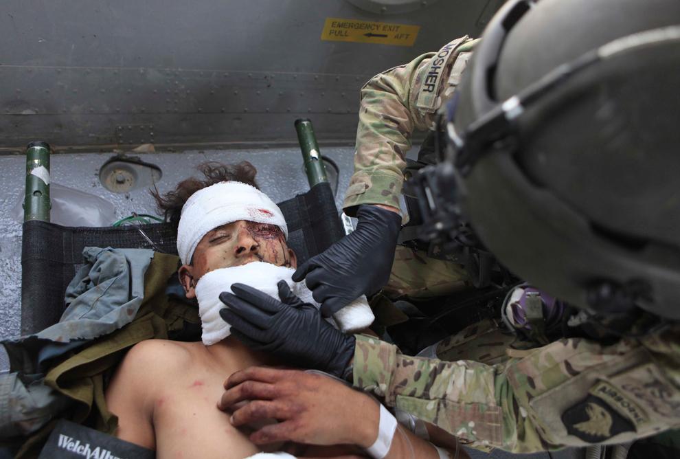 bp311 Afghanistan: Agustus 2011