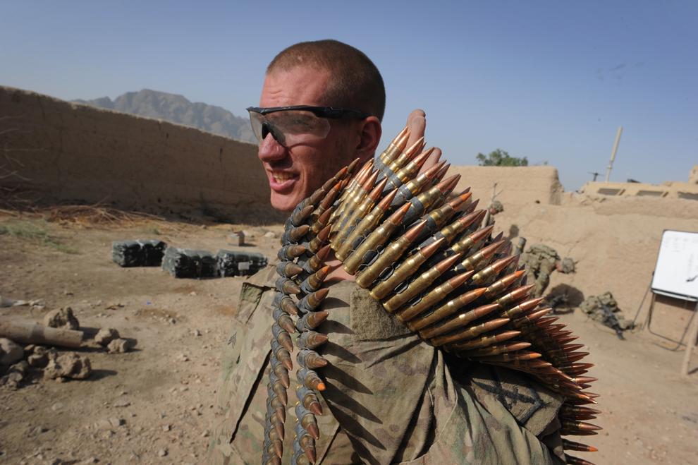 bp321 Afghanistan: Agustus 2011