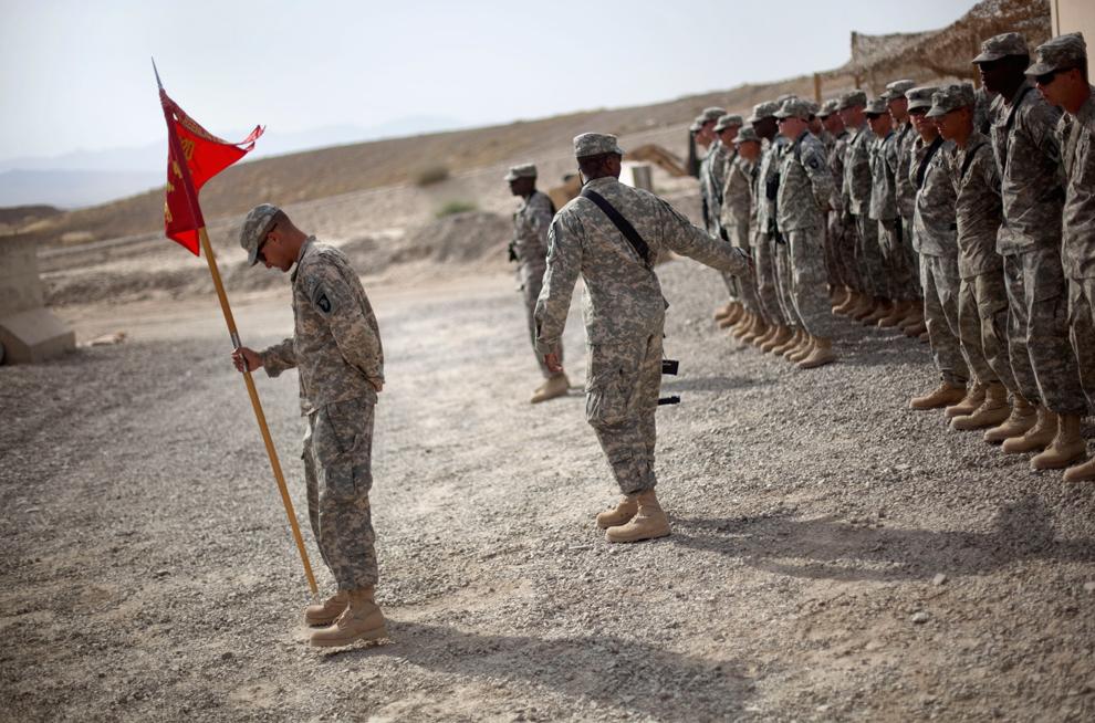 bp331 Afghanistan: Agustus 2011