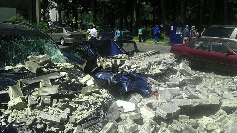damage2.photoblog900 Мощное землетрясение в США