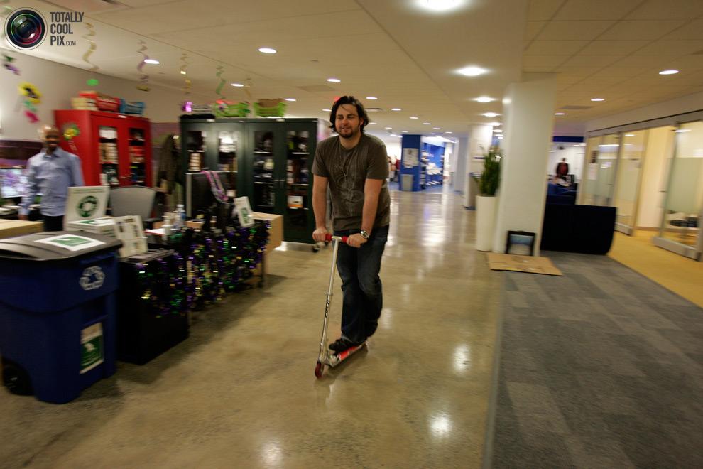 google14 Офис мечты: Работа в компании Google