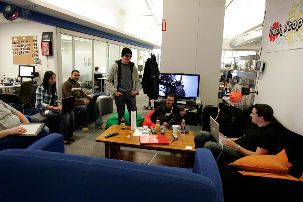 google15 Офис мечты: Работа в компании Google