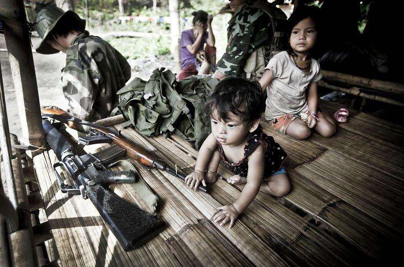 karen01 Tentara Pembebasan Nasional Karen