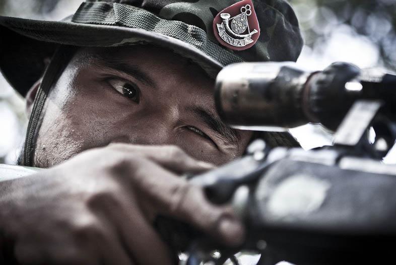 karen04 Tentara Pembebasan Nasional Karen