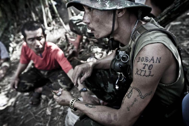 karen05 Tentara Pembebasan Nasional Karen