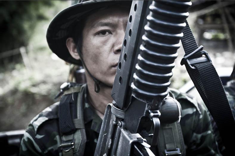 karen07 Tentara Pembebasan Nasional Karen