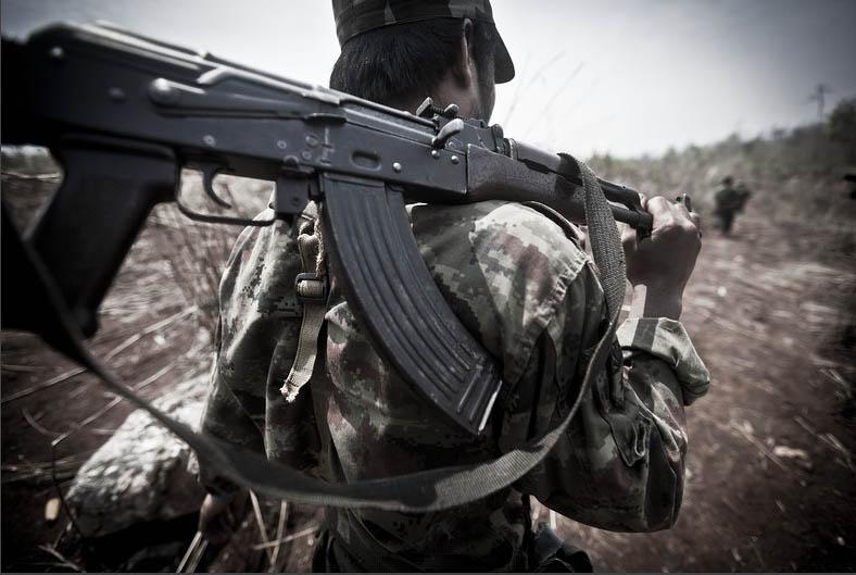 karen09 Tentara Pembebasan Nasional Karen