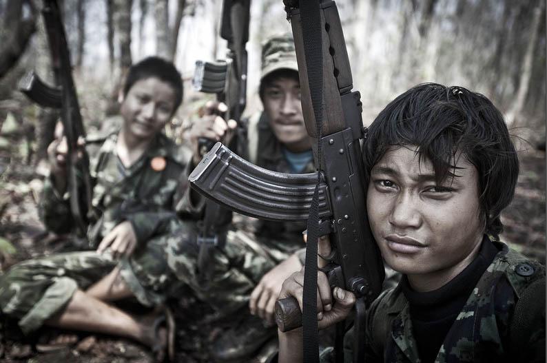 karen10 Tentara Pembebasan Nasional Karen