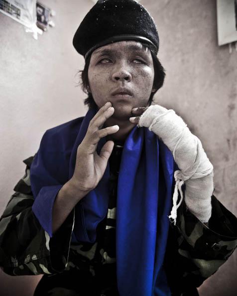 karen13 Tentara Pembebasan Nasional Karen
