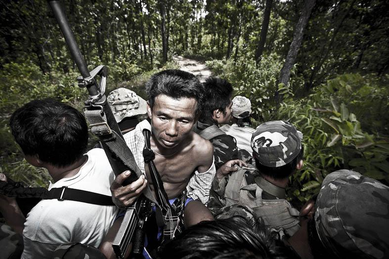 karen14 Tentara Pembebasan Nasional Karen