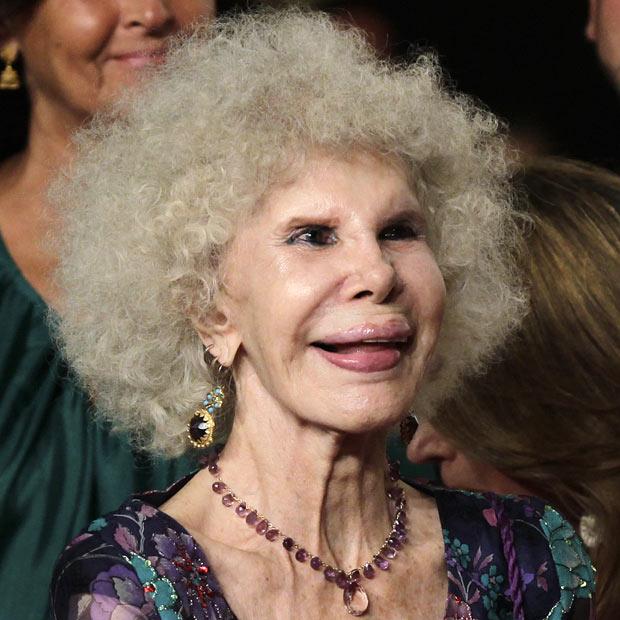 photo029 85 летняя Герцогиня Альба снова выходит замуж