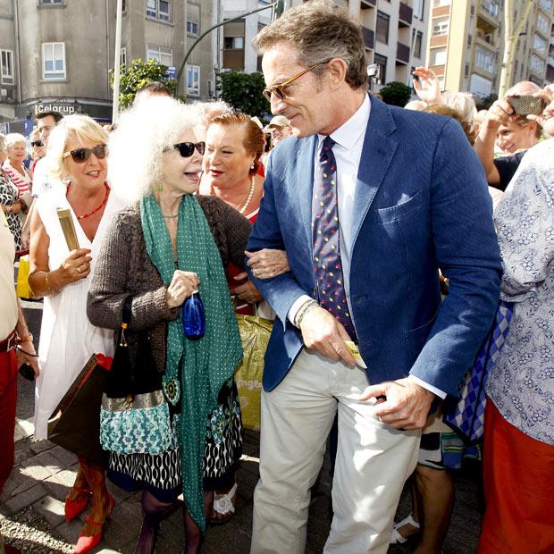 photo109 85 летняя Герцогиня Альба снова выходит замуж