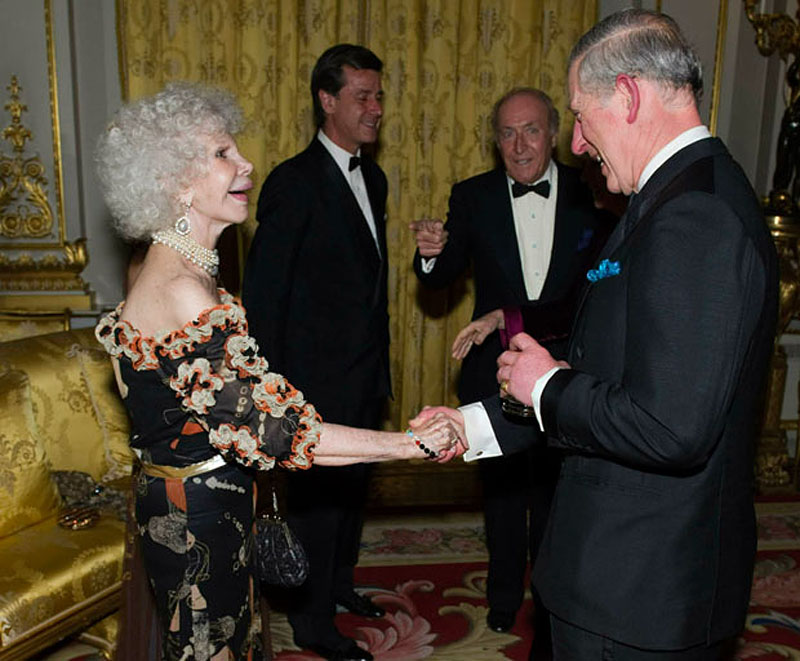 photo129 85 летняя Герцогиня Альба снова выходит замуж