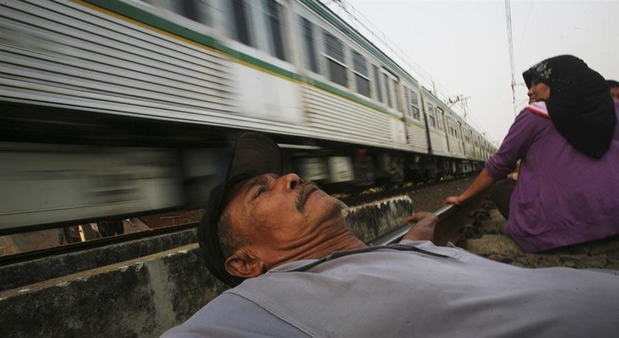 rail15 Elektroterapi di rel