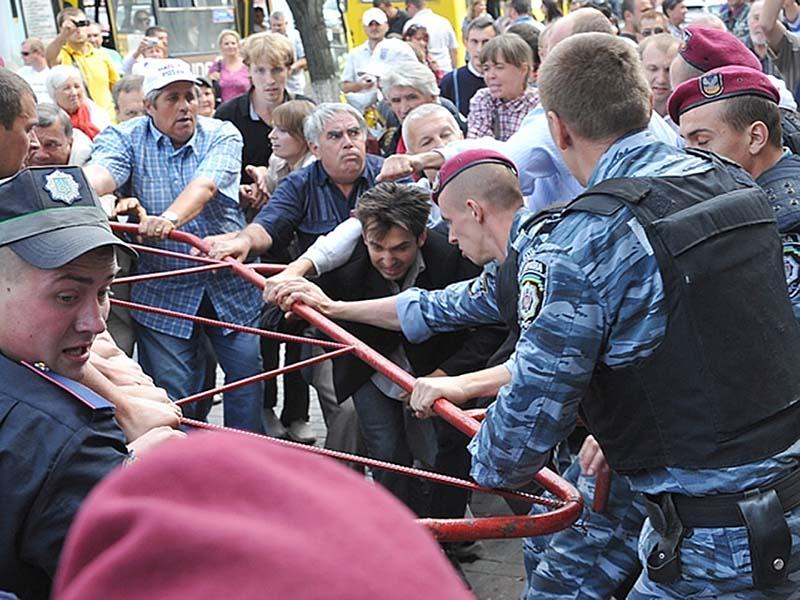 svv 2137 Юлия Тимошенко арестована