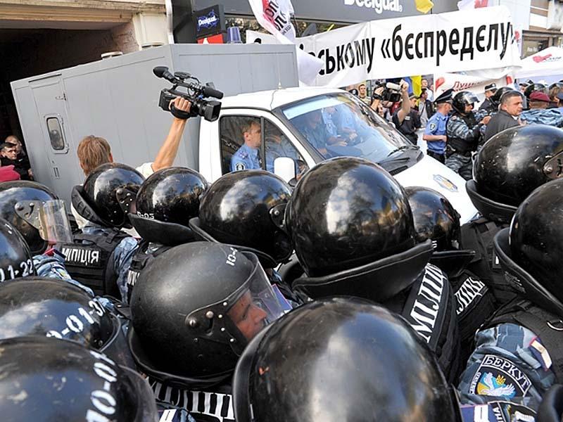 svv 2481 Юлия Тимошенко арестована