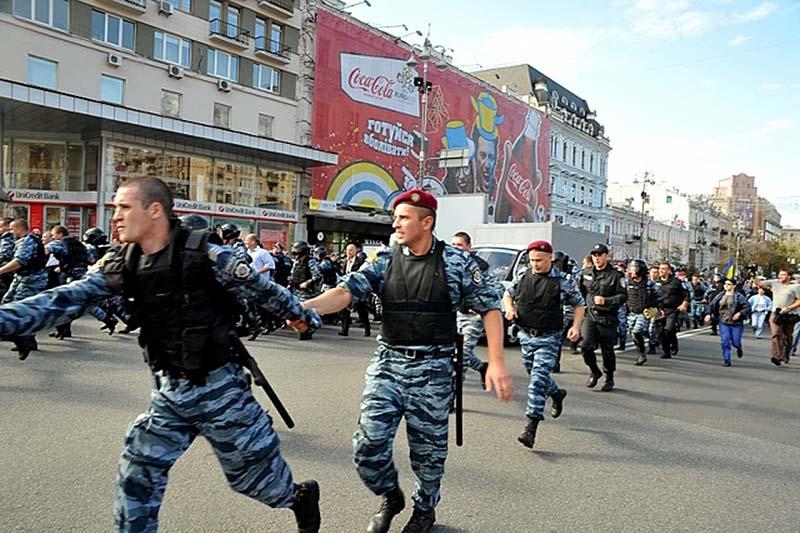 svv 2729 Юлия Тимошенко арестована