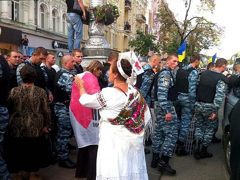 untitled 1 Юлия Тимошенко арестована