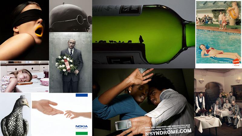 Лучшие мировые рекламные фотографы (Часть 3)