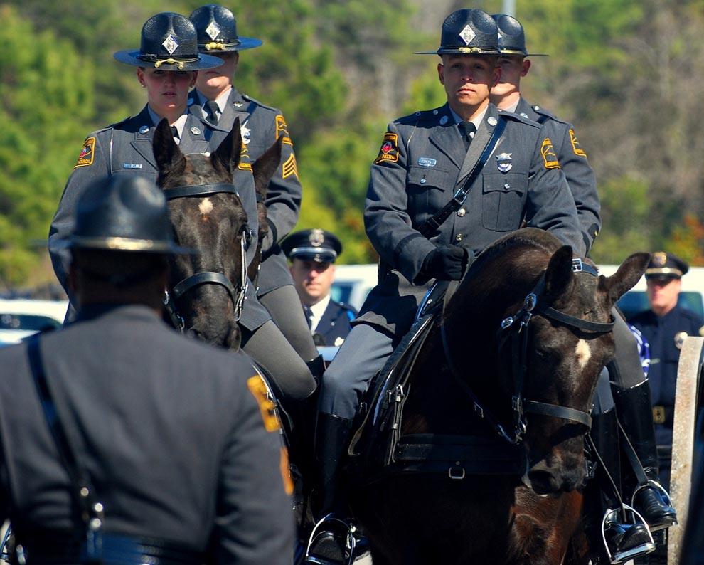 0117 10 fakta tentang polisi AS