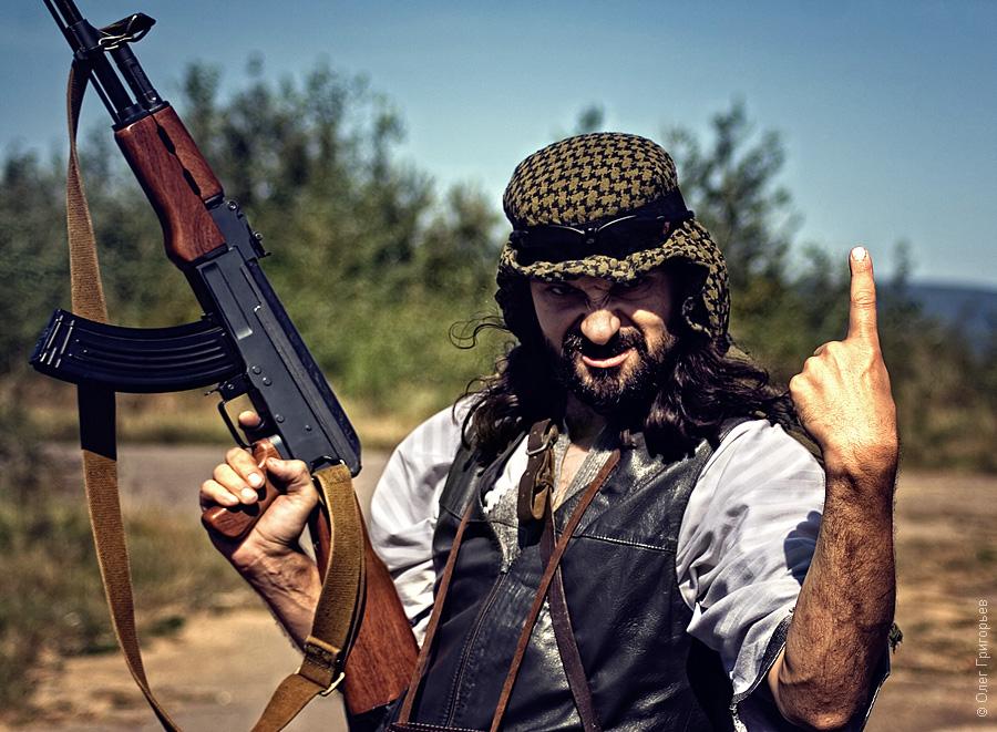 11004 Талибы и натовцы в Закарпатье