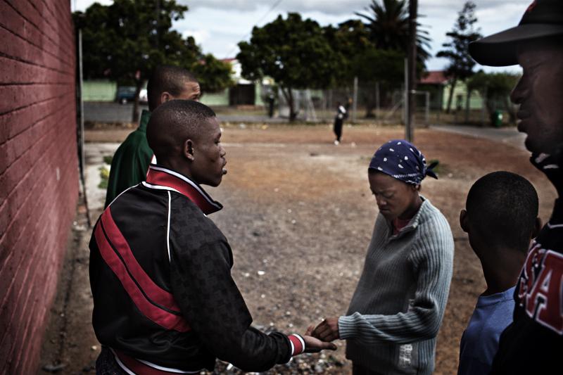 11 227 geng di Afrika Selatan