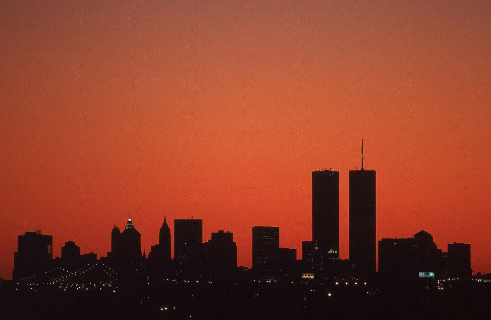 События недели перед 11 сентября