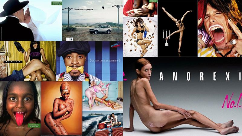 Лучшие мировые рекламные фотографы (Часть 1)