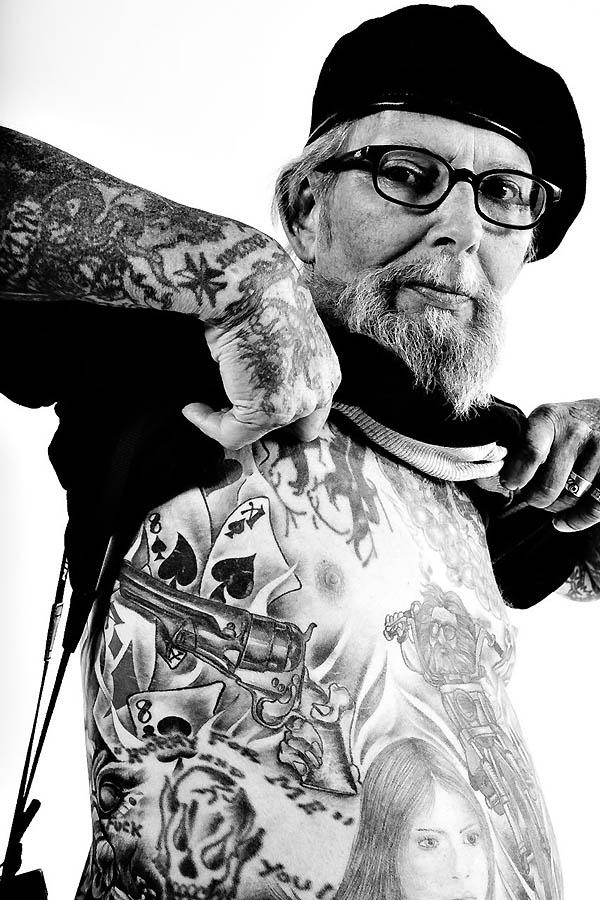 James Stone - Brooklyn Invitational portraits