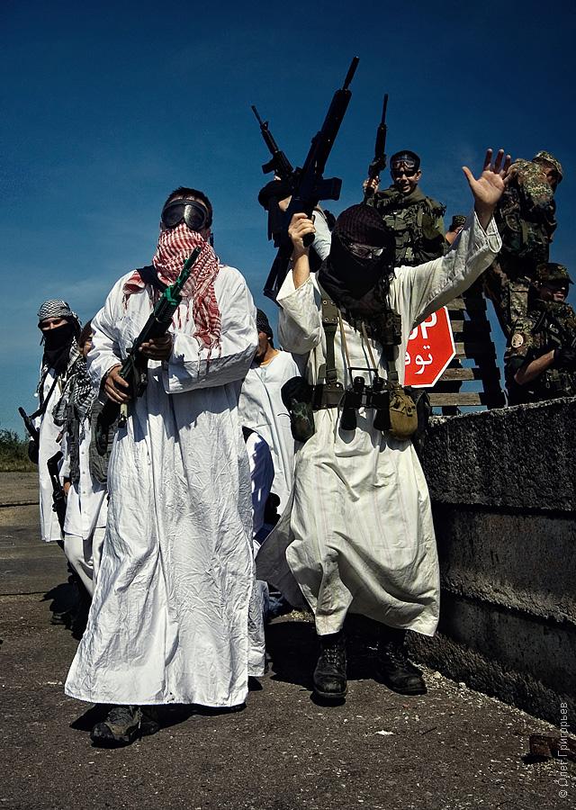 13159 Талибы и натовцы в Закарпатье