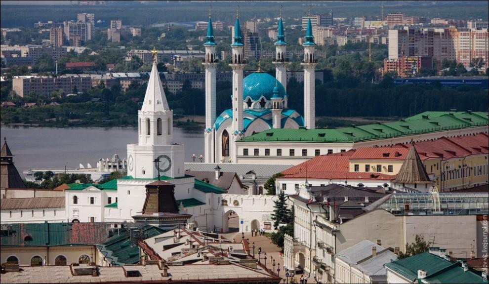 Высотная Казань