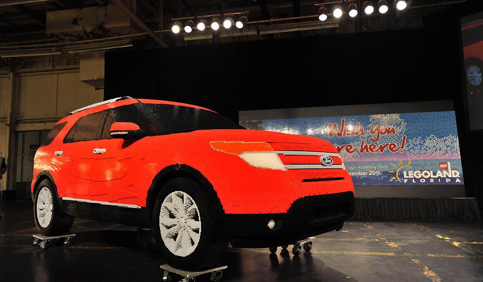 Парк LEGOLAND во Флориде будет выдавать детям водительские права