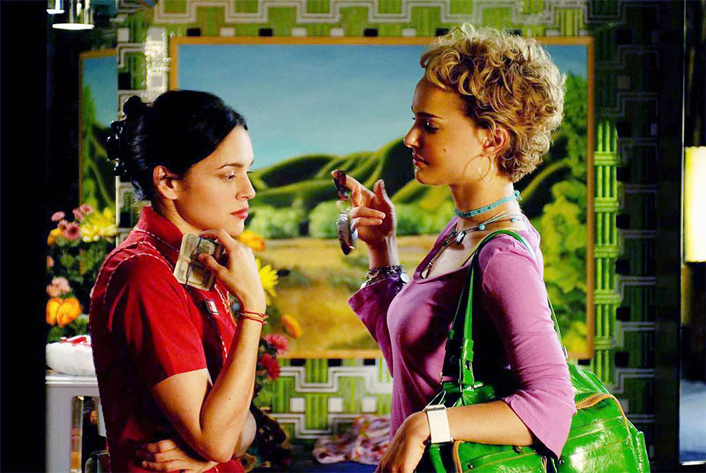 Las fotografías que cuentan de la carrera de cine de la actriz famosa de Natalie Portmán